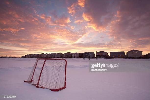 Ice Rink Winnipeg