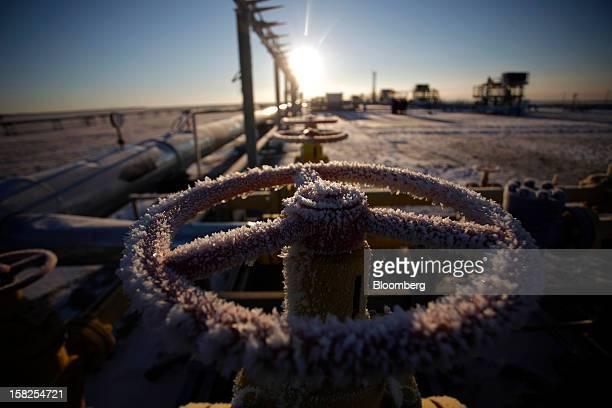 Yacimiento de gas natural fotograf as e im genes de stock for Imagenes de gas natural