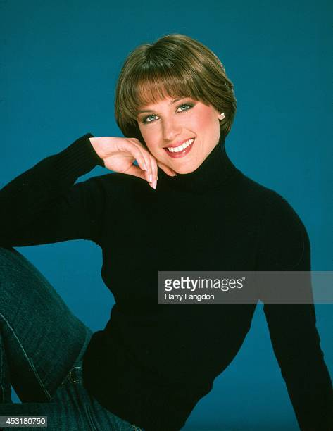 ice skater Dorothy Hamill poses for a portrait in 1983 in Los Angeles California