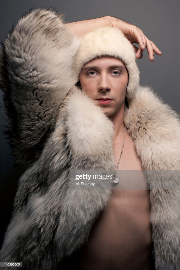 Johnny Weir, People Magazine, January 17, 2010
