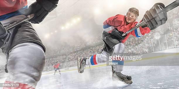 Acção de Patinagem no Gelo