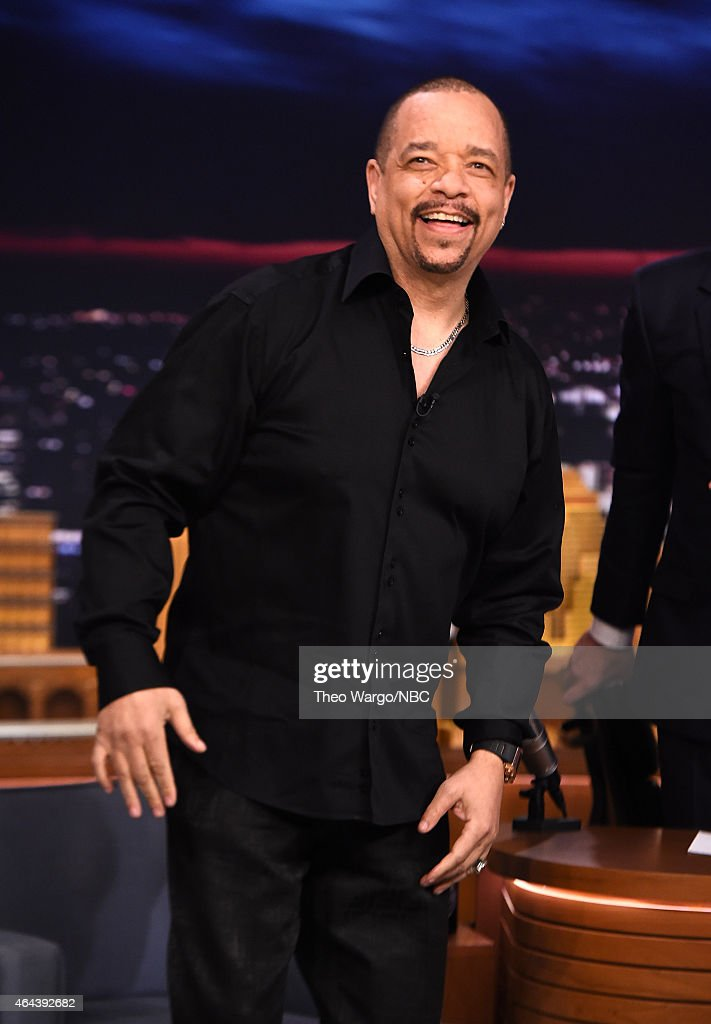 "Ice T Visits ""The Tonight Show Starring Jimmy Fallon"""