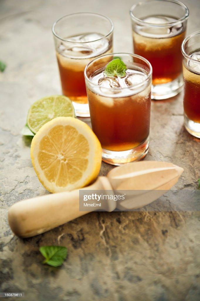 Ice tea : Stock Photo