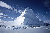 Iceberg, Baffin Island, Canada