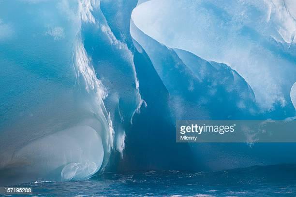 Iceberg Detail Antarctica III