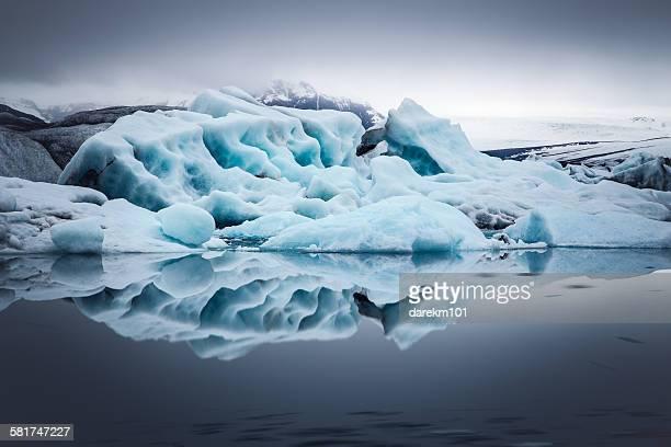 Iceberg, Jokulsarlon, Iceland