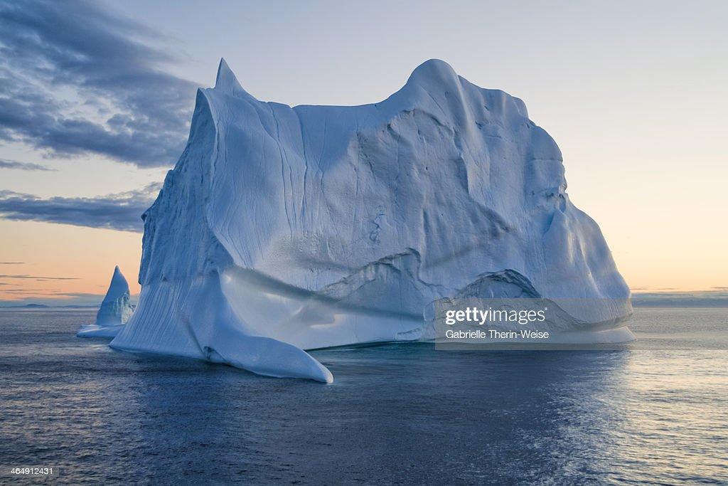 Iceberg, Labrador Sea