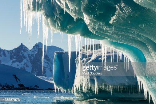 Iceberg, Lemaire Channel, Antarctica