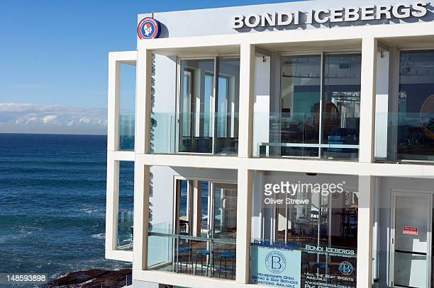 Icebergs Dining Roon & Bar. 1 Notts Ave, Bondi Beach.