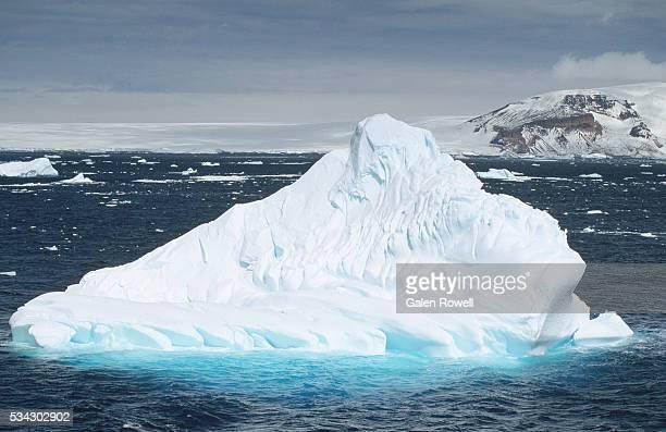 Icebergs of Antarctic Peninsula