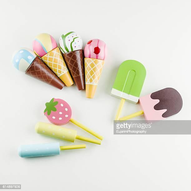 Icecream toys