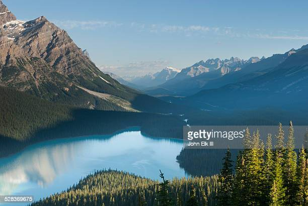 Icefields Pkwy, Peyto Lake & Mistaya River Valley