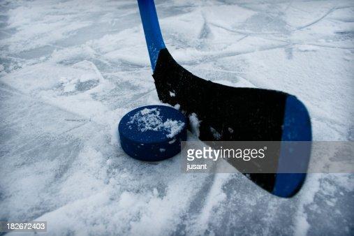 Ice-hockey stick 2