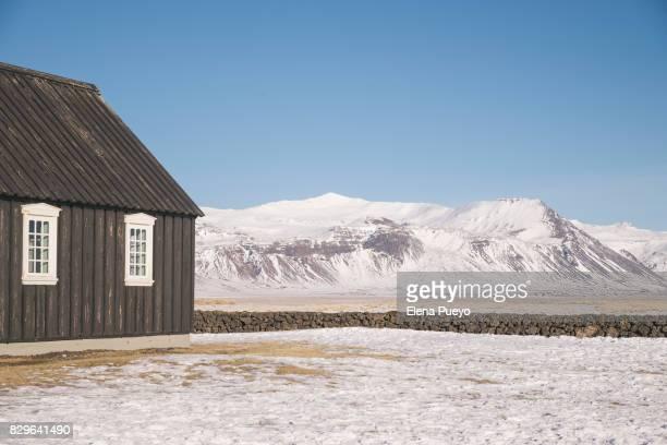 Iceland, Budir black church