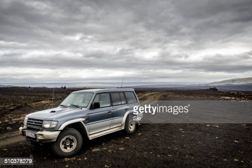 Iceland by four wheel drive