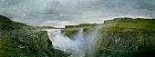 Iceland, Dettifoss (waterfall), (Digital Enhancement)
