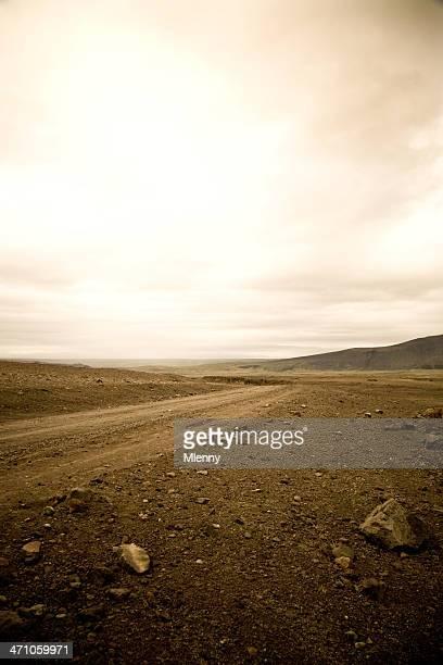 Iceland - Dramatic Landscape