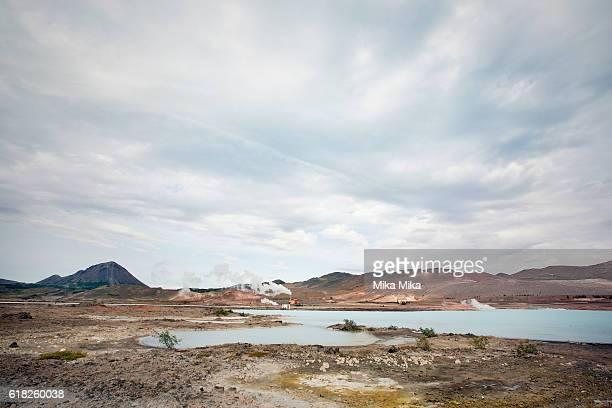 Iceland Hverir Namjafjall