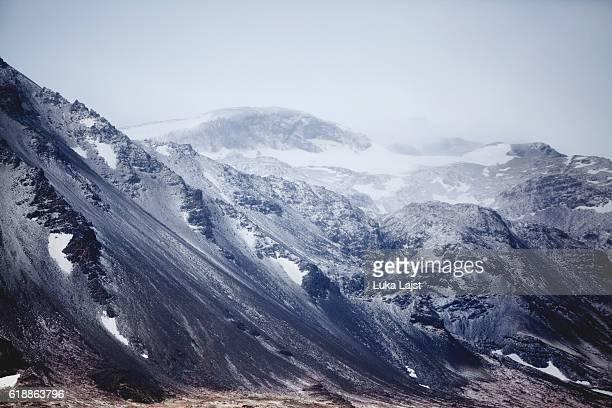 Iceland landscape,