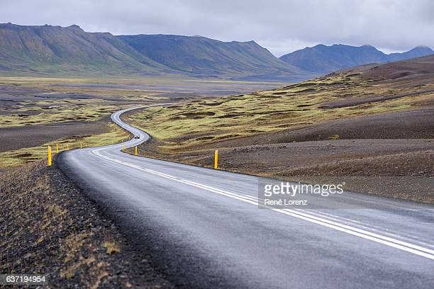 Iceland, Route 1