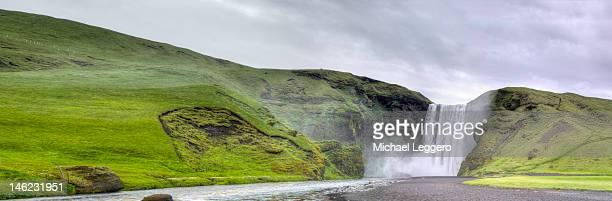 Iceland Skogarfoss
