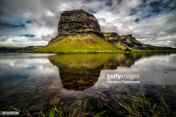 Iceland Summer Scenic View