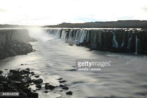 Iceland waterfalls - Selfoss