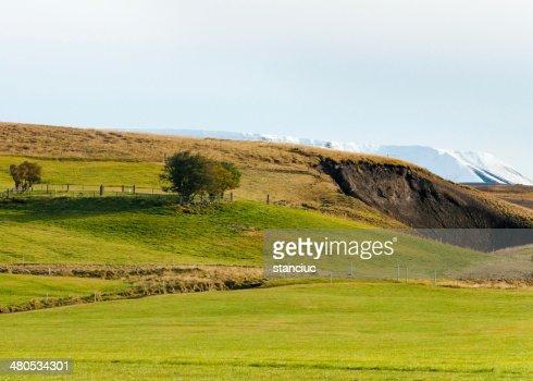 Paysage islandais : Photo