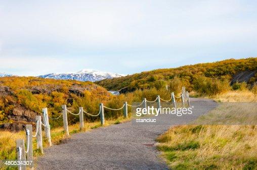 Isländische Landschaft : Stock-Foto