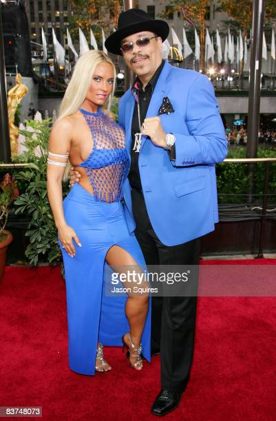 IceT and wife Coco