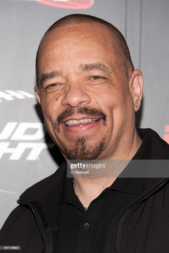 Ice-T attends the ESPN The Magazine 10th annual Pre-Draft Party at The IAC Building on April 24, 2013 in New York City.