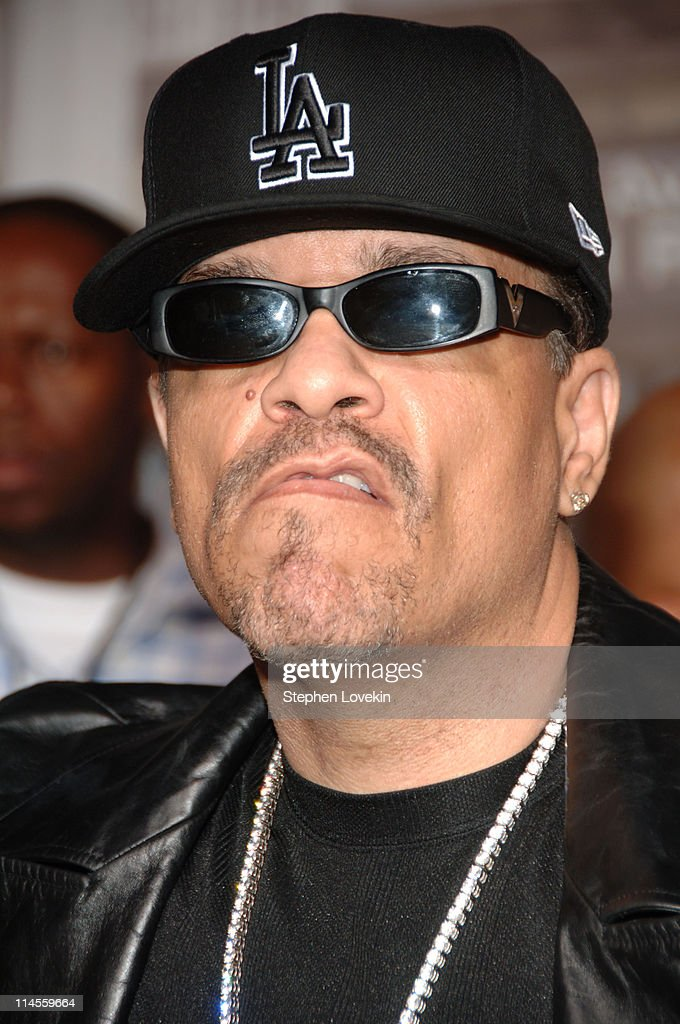 Ice-T during 2006 VH1 Hip Hop Honors - Arrivals at Hammerstein Ballroom in New York City, New York, United States.