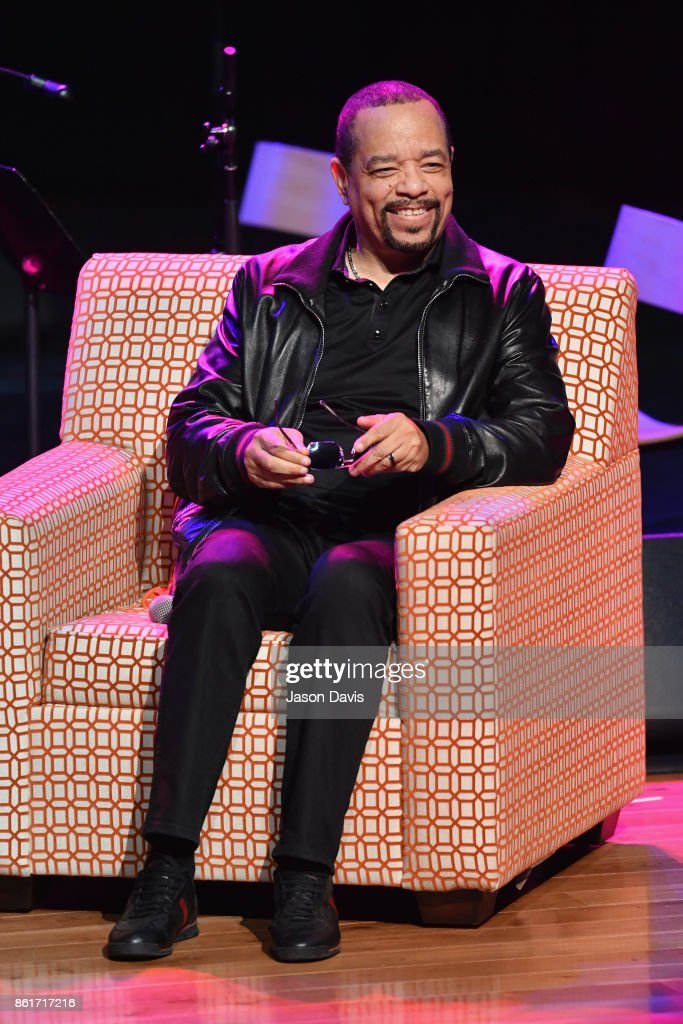 Ice-T panel onstage during IEBA 2017 Conference on October 15, 2017 in Nashville, Tennessee.