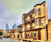 Icheri Sheher, the Old Town of Baku, Azerbaijan
