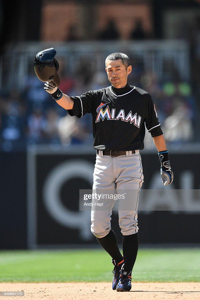 Ichiro Suzuki Hits Combined