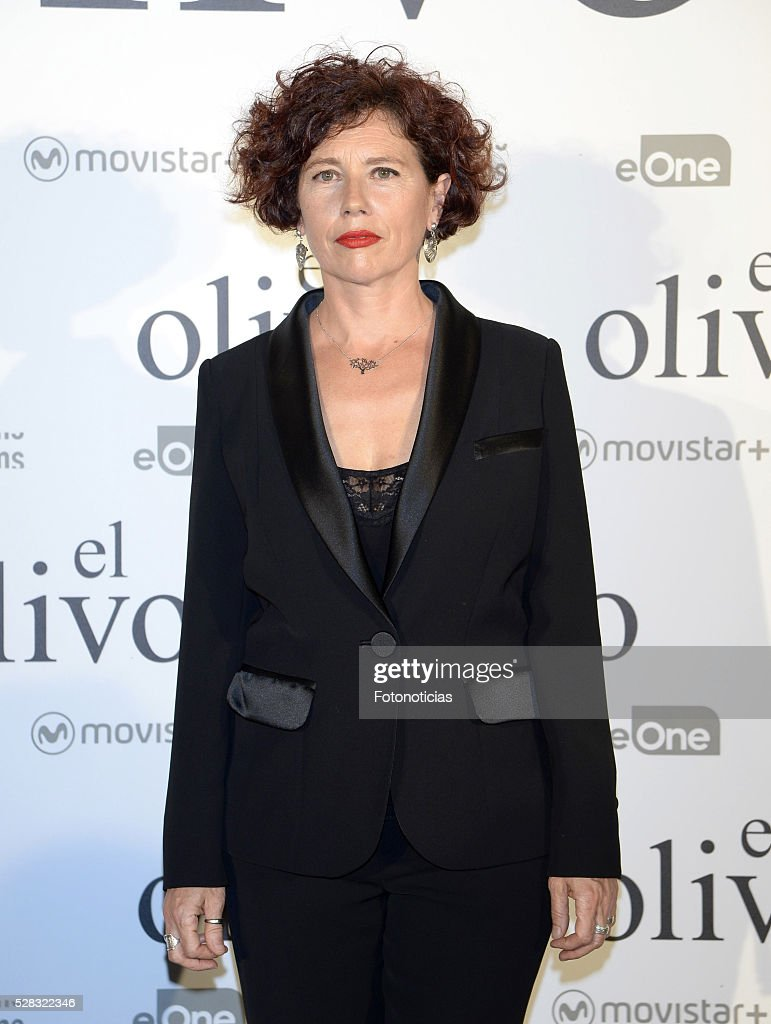 Iciar Bollain attend the premiere of 'El Olivo' at the Capitol cinema on May 4, 2016 in Madrid, Spain.