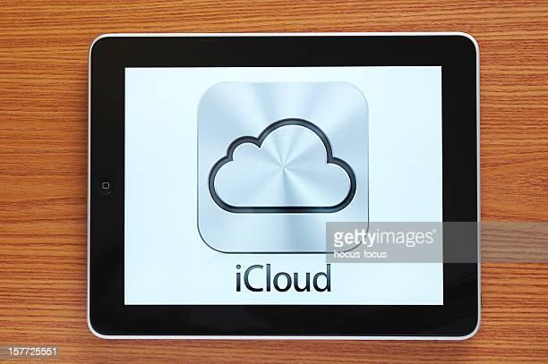 iCloud on iPad
