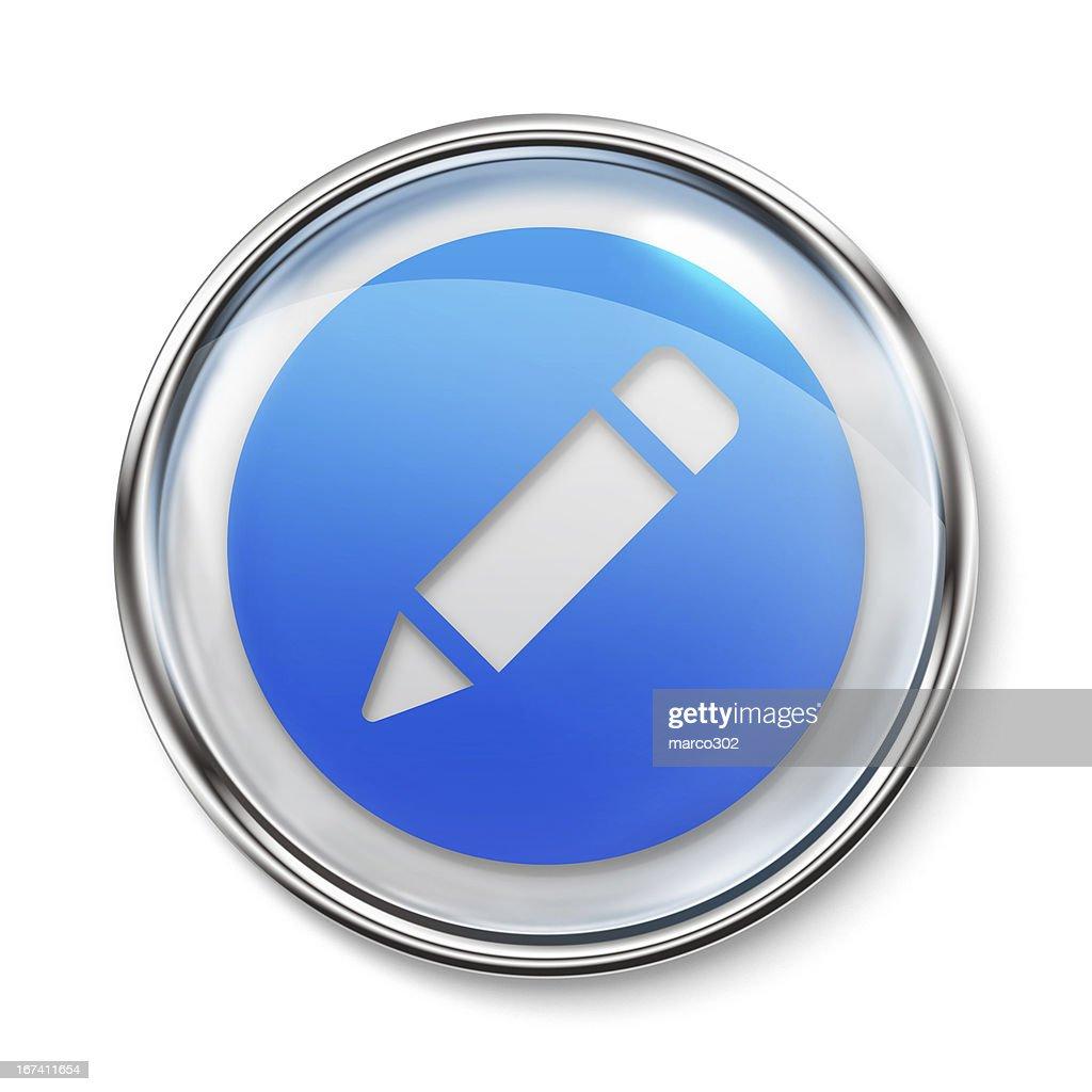Icon - Pen : Stock Photo