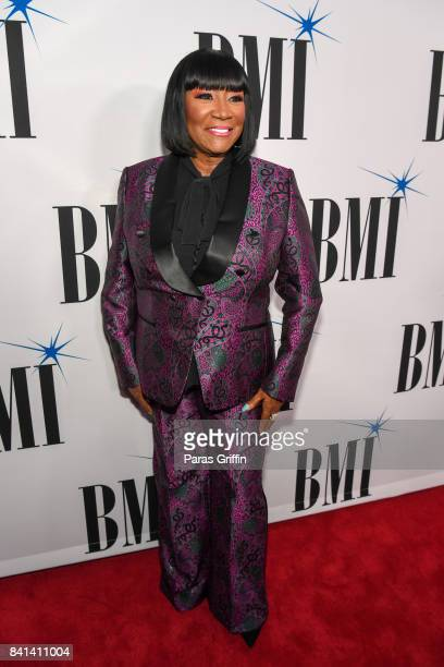 Icon Recipient Patti Labelle at the 2017 BMI RB/HipHop Awards at Woodruff Arts Center on August 31 2017 in Atlanta Georgia