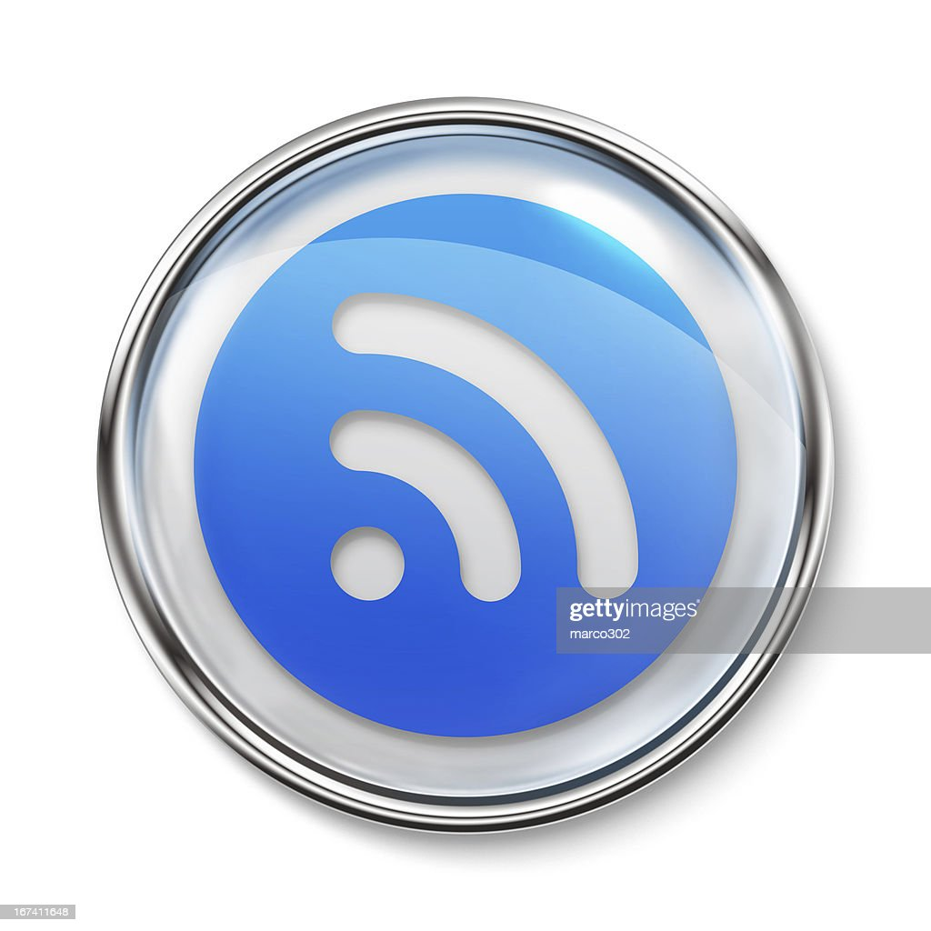 Icon - Wifi : Stock Photo
