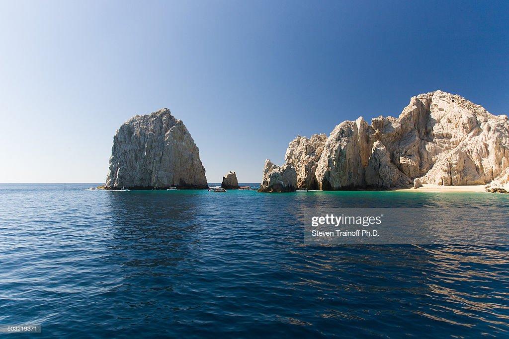 Iconic Cabo Coastline