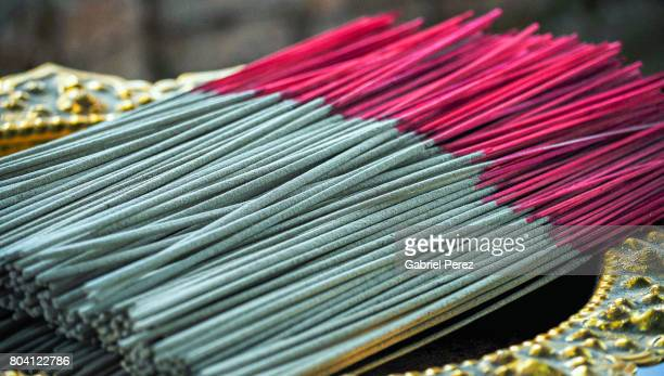 Iconic Incense in Thailand