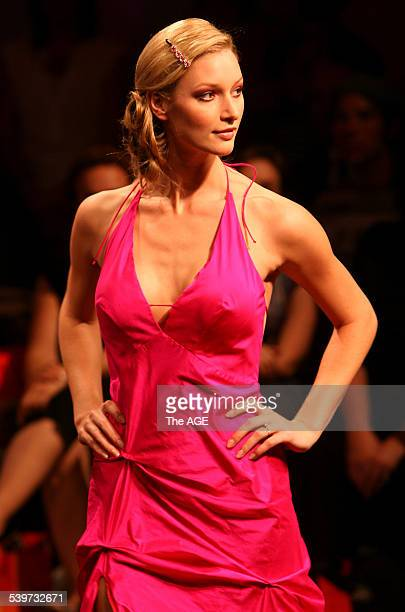 Icons of Style fashion launch at Swan Lake Studios in South Yarra today on 1st March 2006 THE AGE NEWS Picture by PAT SCALA