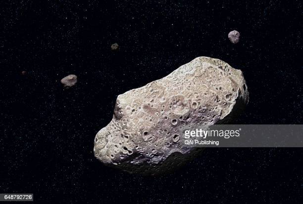 planet killer asteroid approaching - photo #29