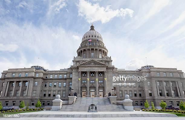 Edifício Capitólio do Estado de Idaho