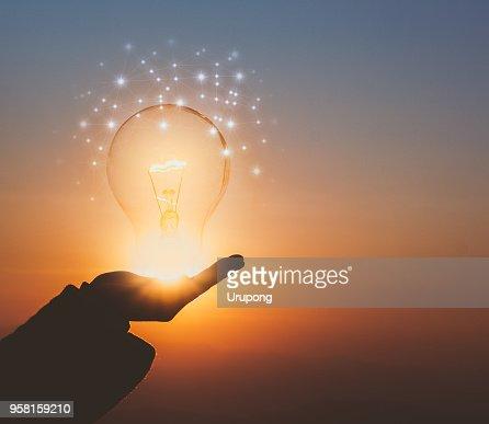 idea and innovation : Stock Photo