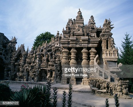 ideal palace Palais ideal du facteur cheval: postman cheval's palace - see 1114 traveller  reviews, 843 candid photos, and great deals for hauterives, france,.