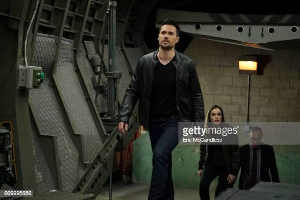 S AGENTS OF SHIELD 'Identity and Change' As Daisy and Simmons struggle to discover an escape route to the real world the identity of the Inhuman...