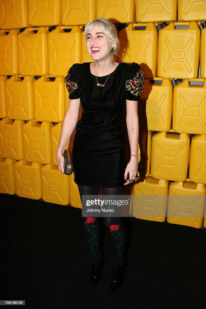 Idil Tabanca attends the 7th Annual Charity Ball at the 69th Regiment Armory on December 10, 2012 in New York City.
