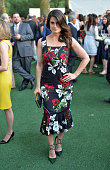 Idina Menzel attends the 2016 City Parks Foundation Gala at Rumsey Playfield Central Park on June 20 2016 in New York City